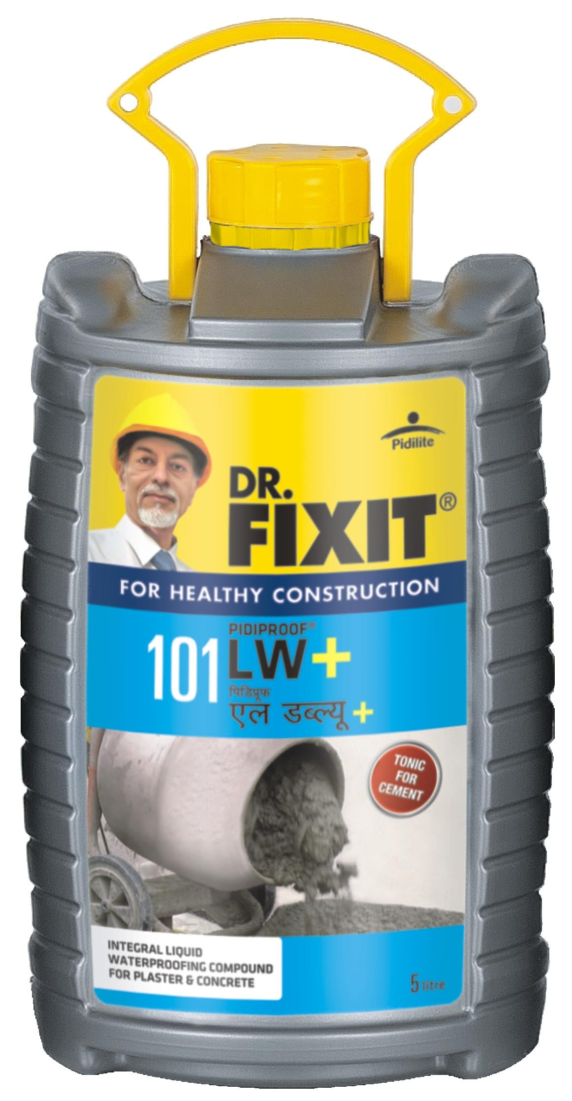 How To Use Dr Fixit Waterproofing Liquid Areas Of Applications Hindustan Steel Suppliers