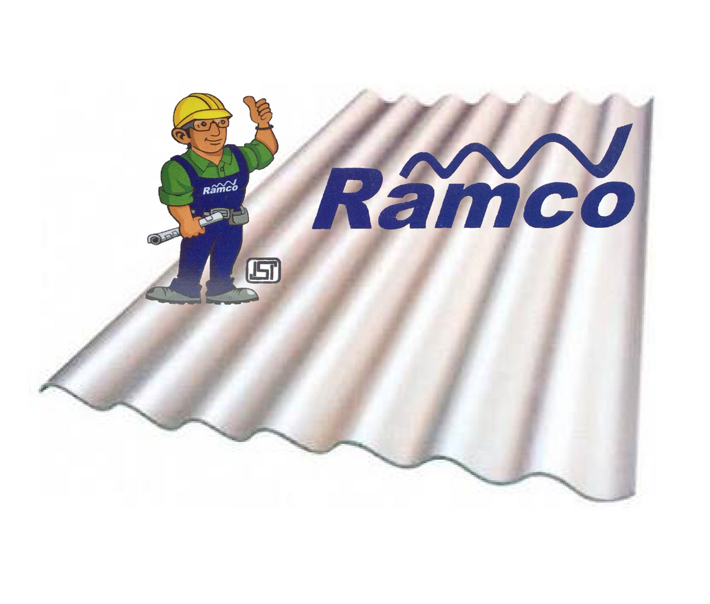 8 Feet Ramco Sheets Ramco Sheet Online Cement Sheets