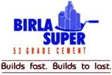 Birla Super 53 Grade Cement - Hindustan Steel Suppliers