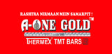 A-One Gold TMT Steel ISI Fe 500 Grade - Hindustan Steel Suppliers
