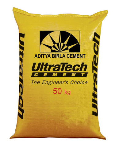 Ultratech PPC Cement - Hindustan Steel Suppliers