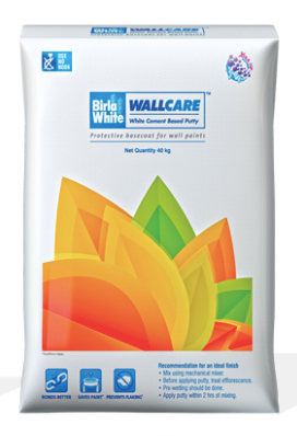 Birla White Wall Care Putty - Hindustan Steel Suppliers