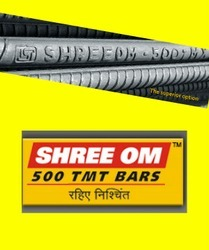 ShreeOm ISI 500 Thermax TMT Bars - Hindustan Steel Suppliers