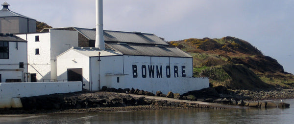 Bowmore 12 vs Bowmore 15
