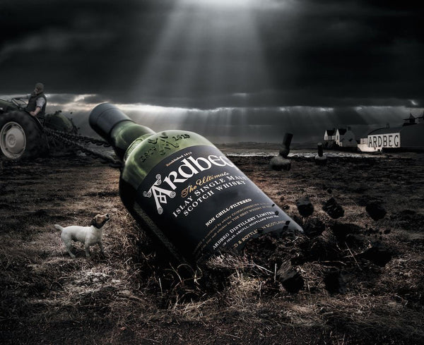 How to Choose from Two Beloved Islay Peated Whiskies: Ardbeg Uigeadail vs. Ardbeg Corryvreckan