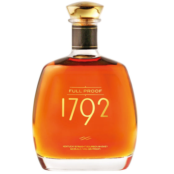 1792 Full Proof Kentucky Straight Bourbon Whisky 75cl
