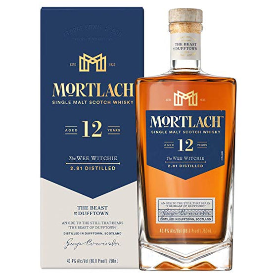 Mortlach 12 Years Old - The Whisky Shop Singapore
