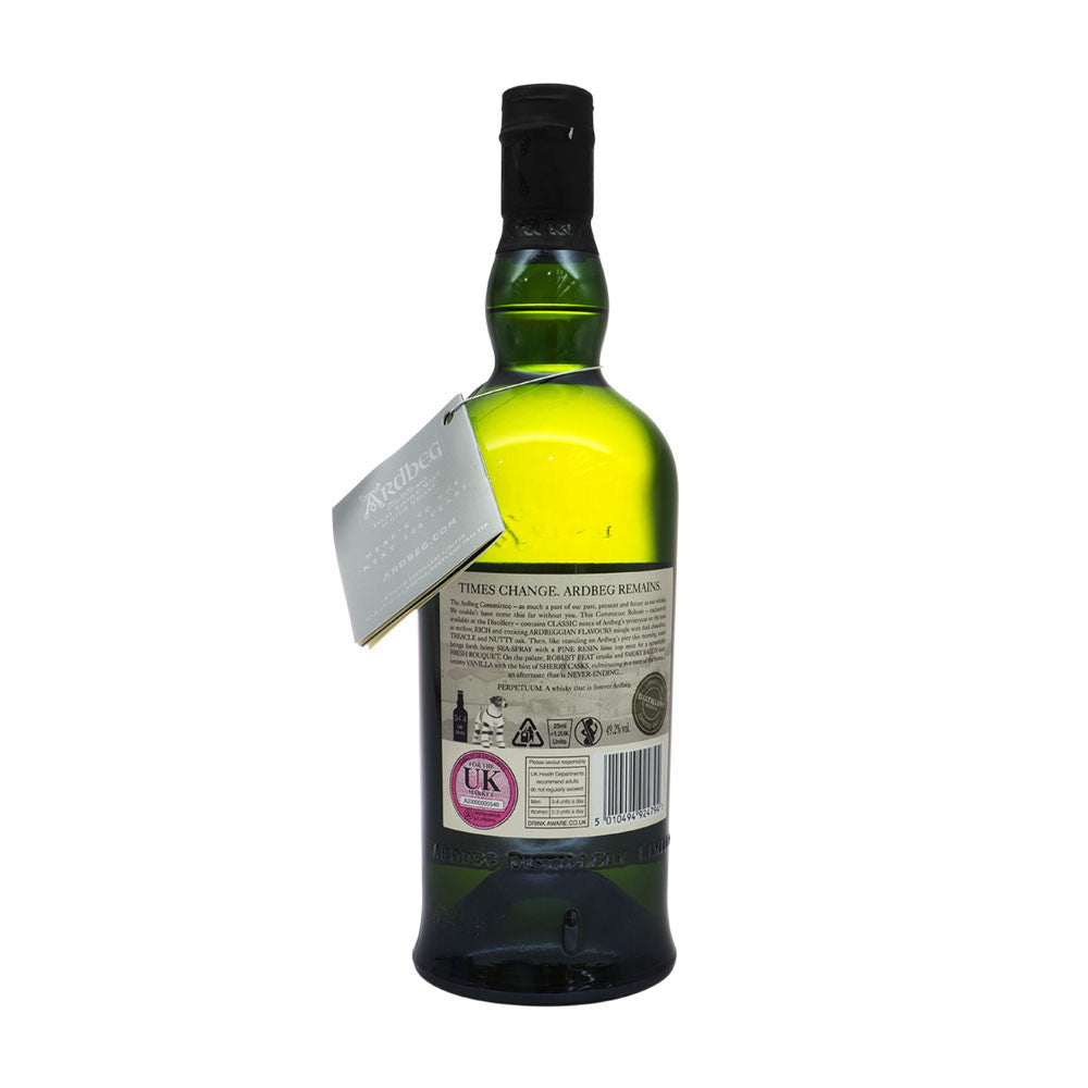 Ardbeg Perpetuum - 2015 Bicentenary Committee Release - The Whisky Shop Singapore