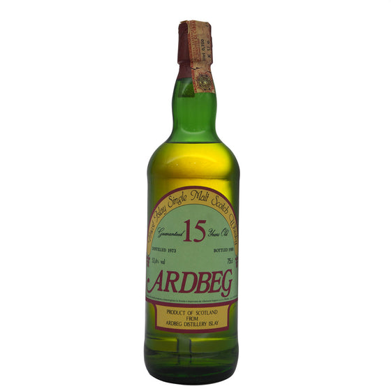 Ardbeg 1973 15 Years Sestante - Bottle 2 - The Whisky Shop Singapore