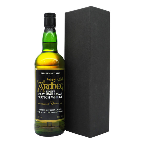 Ardbeg 1963 Guaranteed 30 Years - The Whisky Shop Singapore