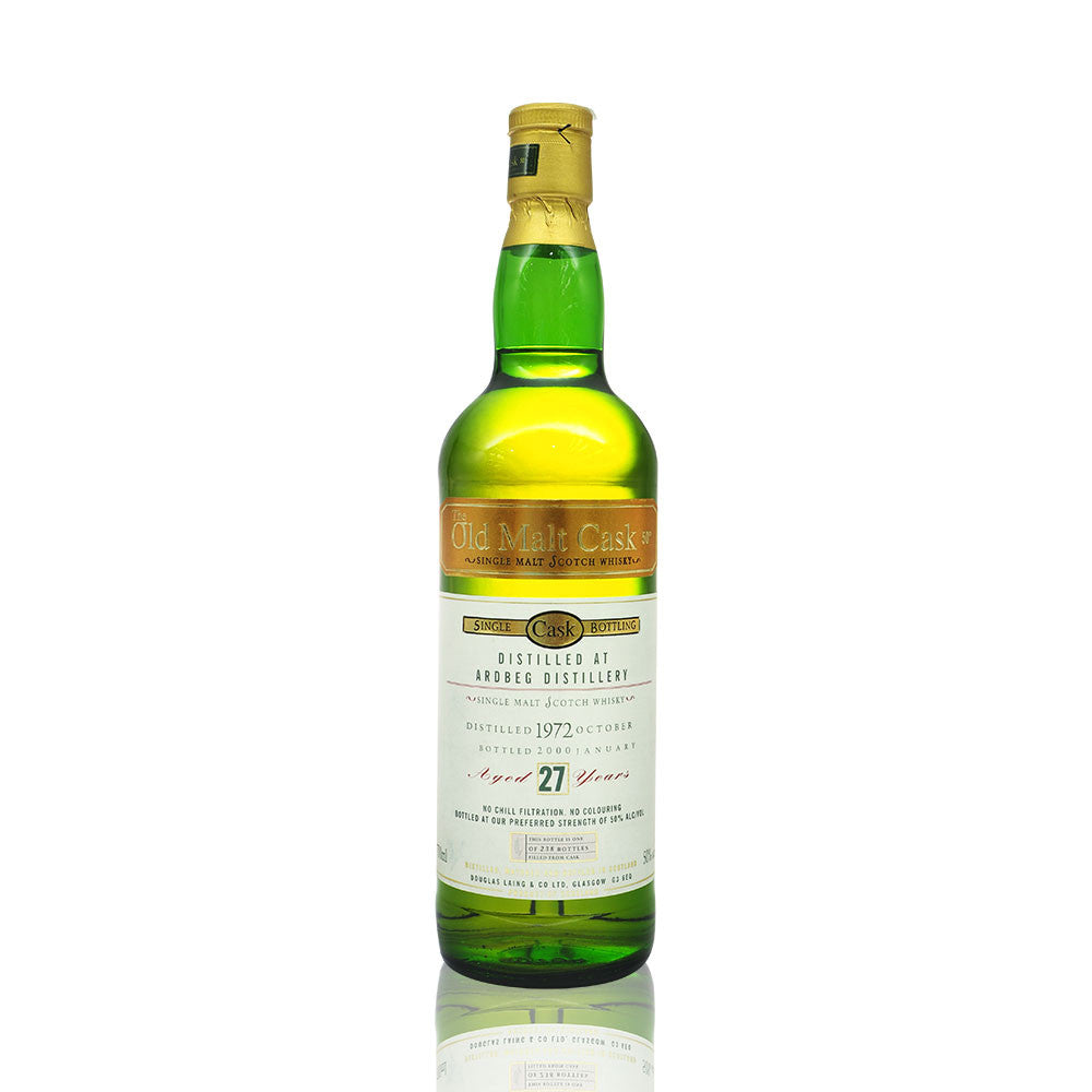 Ardbeg 1972 27 Years Douglas Laing - Old Malt Cask - The Whisky Shop Singapore