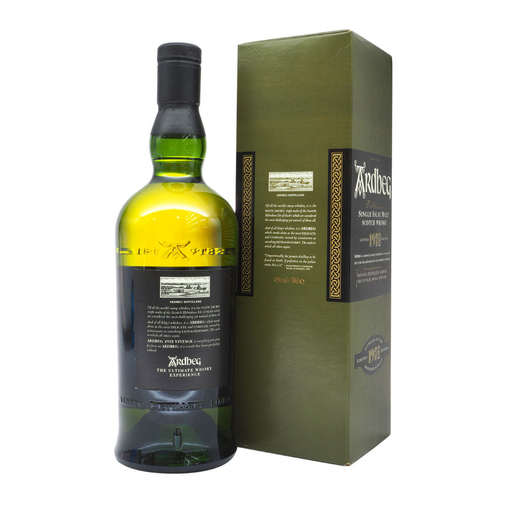 Ardbeg 1975 - Limited Edition - The Whisky Shop Singapore