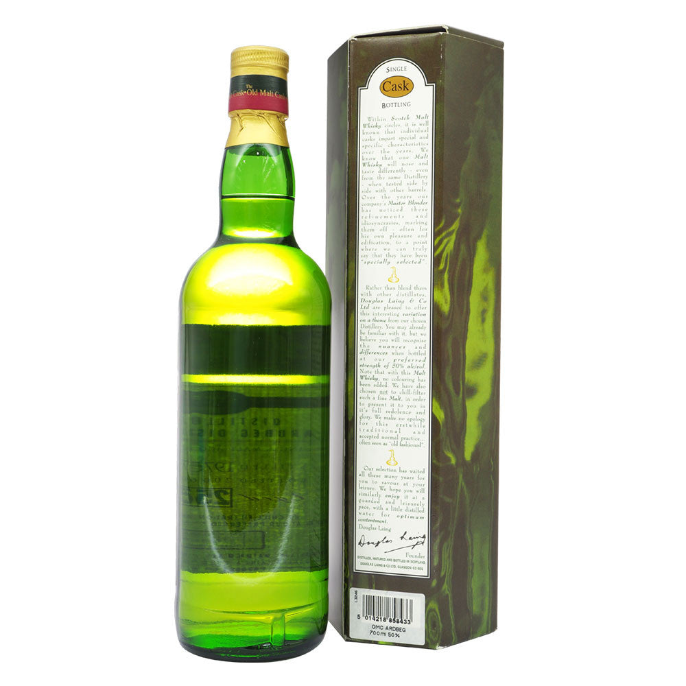 Ardbeg 1975 25 Years Douglas Laing - Old Malt Cask - The Whisky Shop Singapore