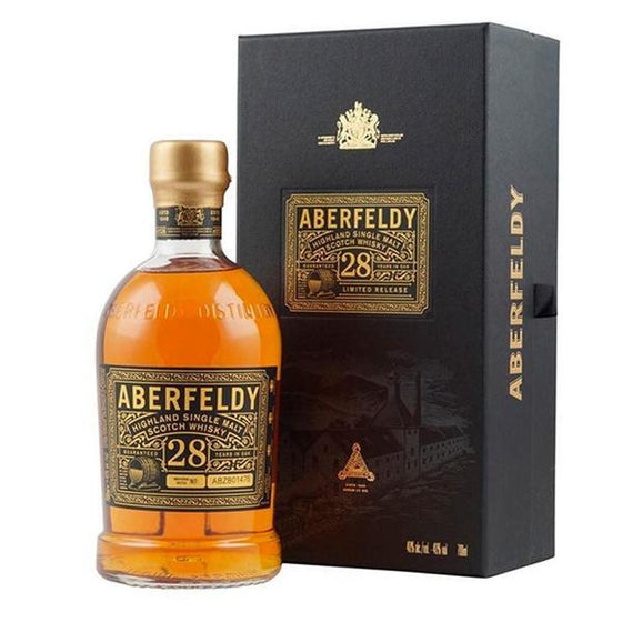 Aberfeldy 28 Years - The Whisky Shop Singapore