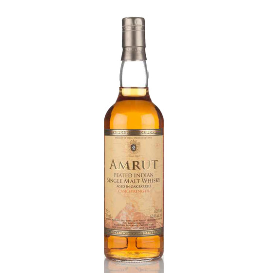 Amrut Peated Cask Strength - The Whisky Shop Singapore