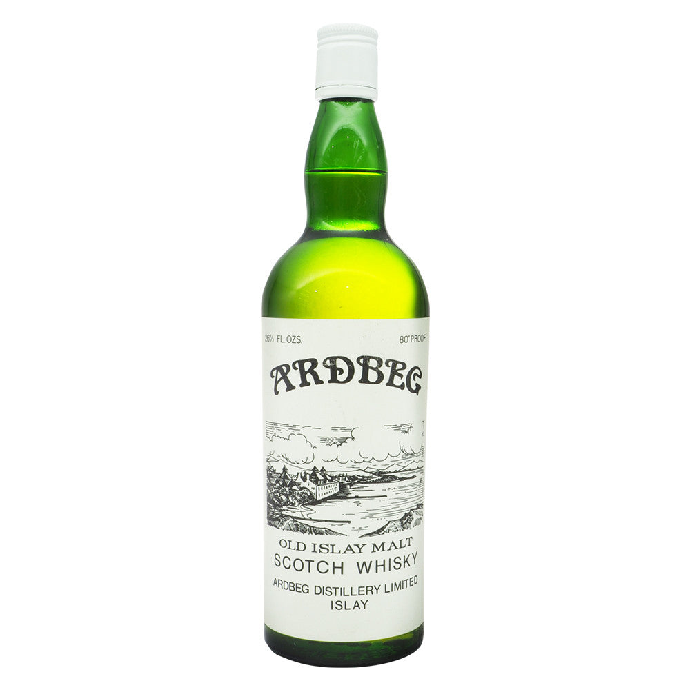 Ardbeg 1960s Bottling 80° Proof - The Whisky Shop Singapore