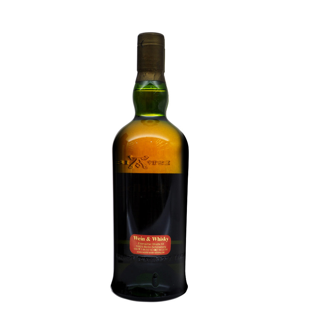 Ardbeg 1972 32 Years - Single Cask #861 - The Whisky Shop Singapore