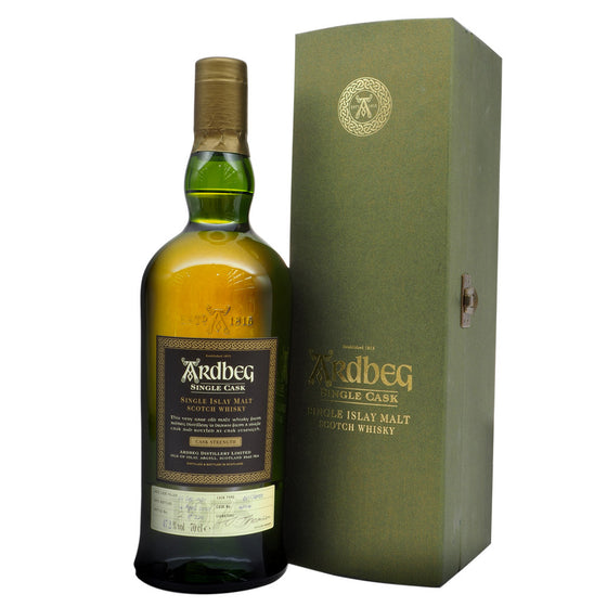 Ardbeg 1975 30 Years Feis Isle 2006 Cask 4717 - The Whisky Shop Singapore