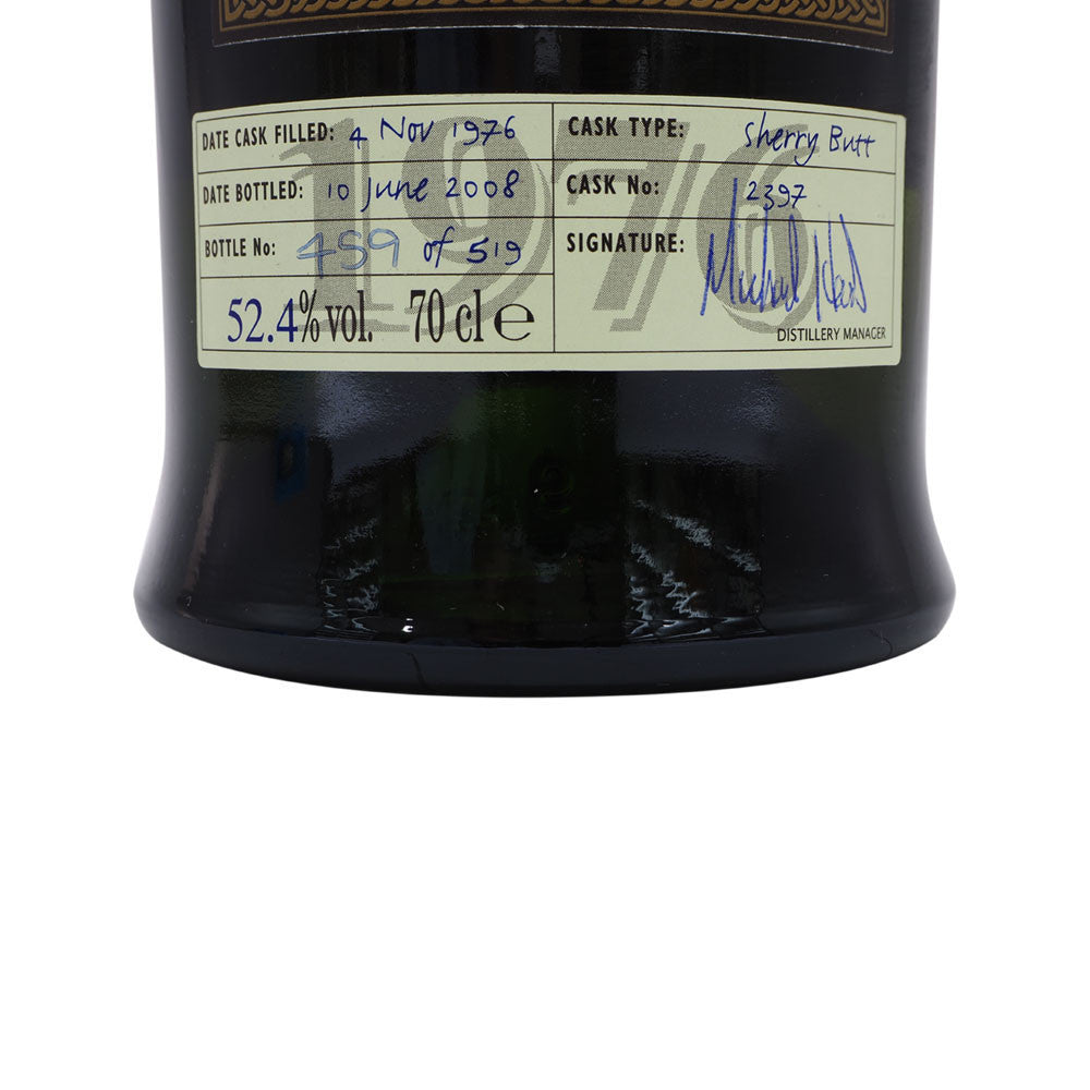 Ardbeg 1976 31 Years - Single Cask #2397 - The Whisky Shop Singapore