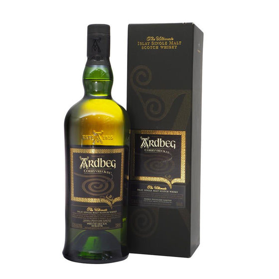 Ardbeg Corryvreckan 700ml with Box Agent Stock - The Whisky Shop Singapore