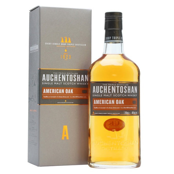 Auchentoshan American Oak - The Whisky Shop Singapore