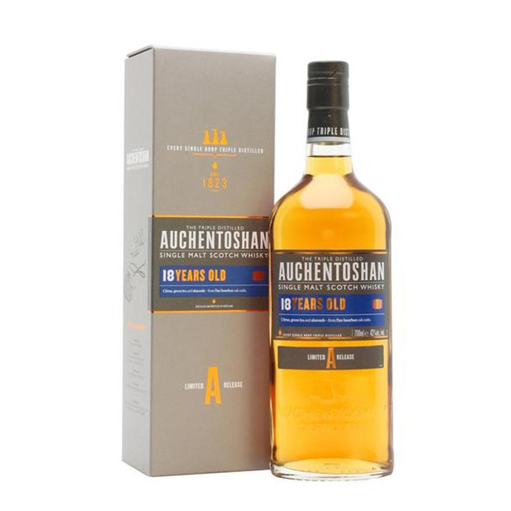 Auchentoshan 18 Years - The Whisky Shop Singapore