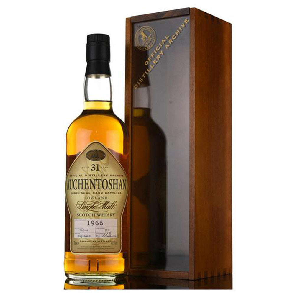 Auchentoshan 1966 31 Years - Cask #511 - The Whisky Shop Singapore