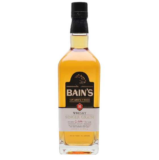 Bain's Cape Mountain Whisky Founder Distiller - The Whisky Shop Singapore