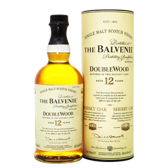 Balvenie 12 Years Doublewood - The Whisky Shop Singapore