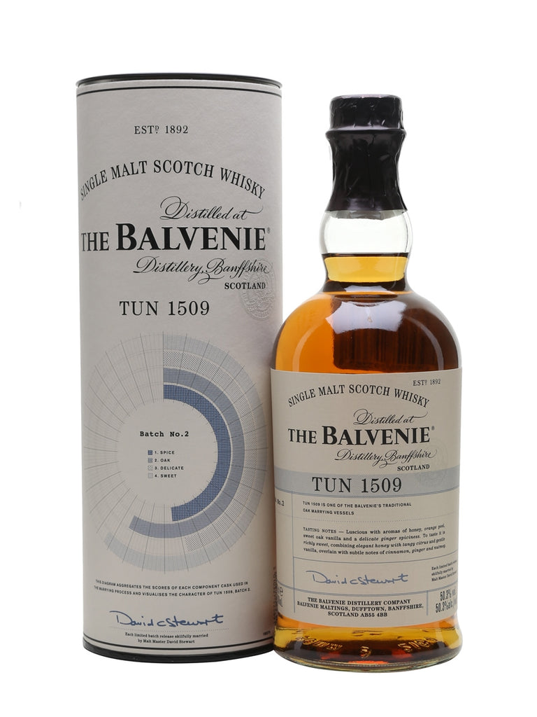 Balvenie Tun 1509 Batch 2 - The Whisky Shop Singapore
