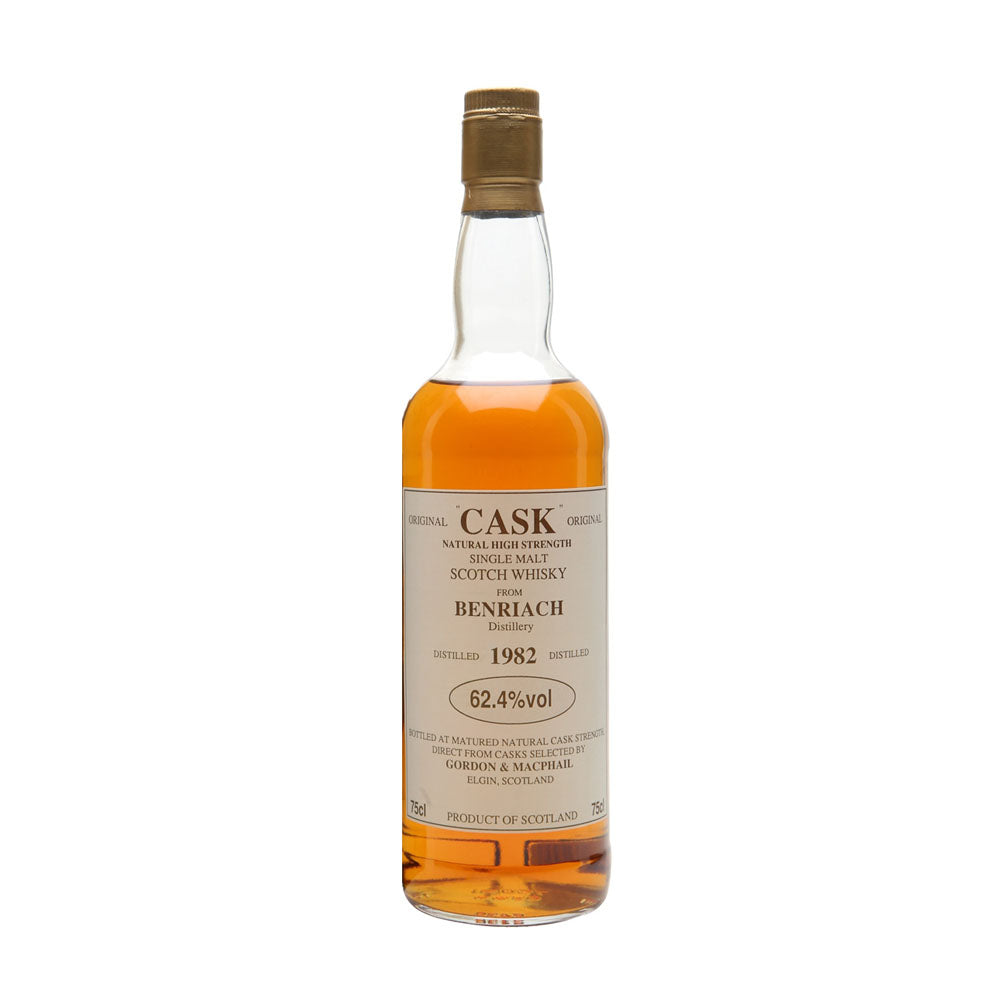 Benriach 1982 Gordon & MacPhail - Original 'Cask' - The Whisky Shop Singapore