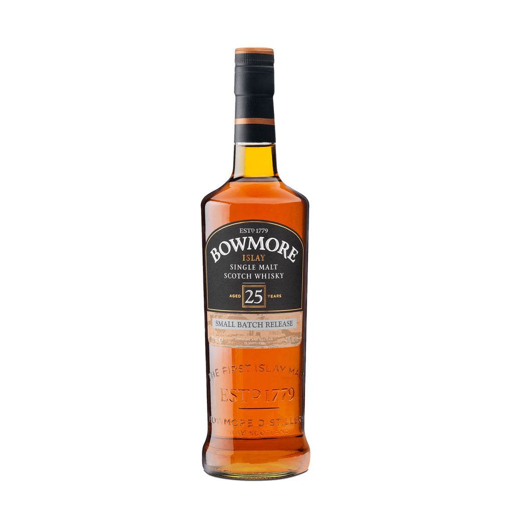 Bowmore 25 Years - The Whisky Shop Singapore