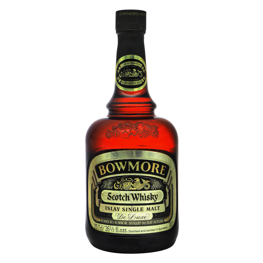 Bowmore - De Luxe (Bot. 1970s) - The Whisky Shop Singapore