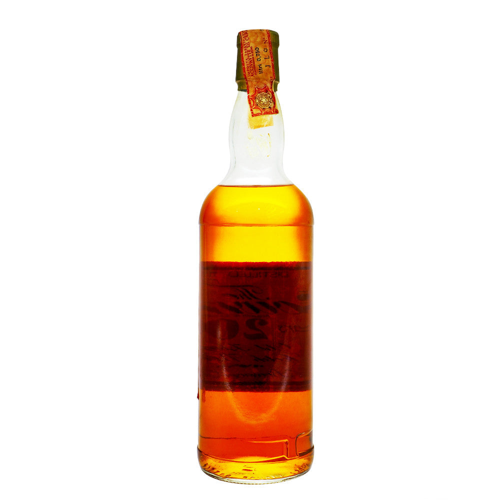 Bowmore 1965 20 Years Sestante (ABV 43%) - The Whisky Shop Singapore