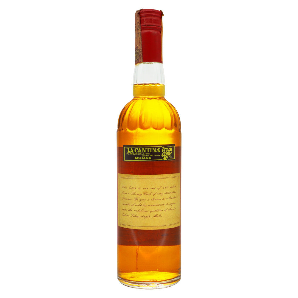Bowmore 1968 - Fecchio & Frassa Cask #222 - The Whisky Shop Singapore