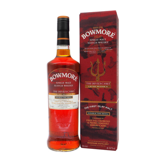 Bowmore The Devil's Casks III - Double The Devil - The Whisky Shop Singapore