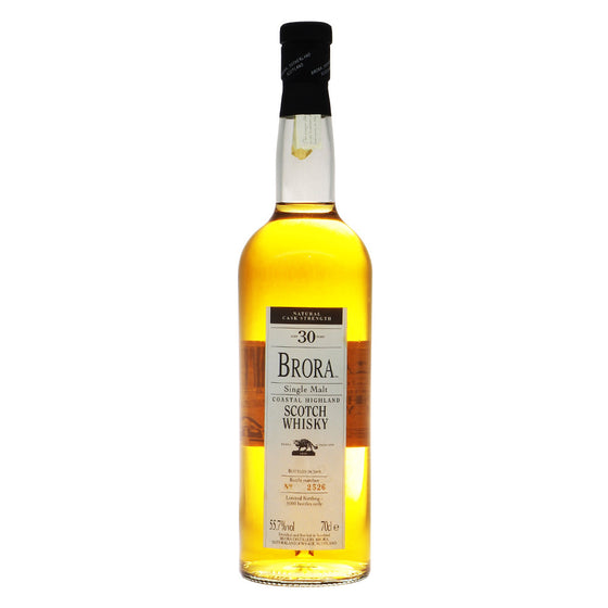Brora 30 Years - 2nd Special Release (Bot. 2003) - The Whisky Shop Singapore