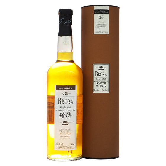 Brora 30 Years - 3rd Special Release (Bot. 2004) - The Whisky Shop Singapore
