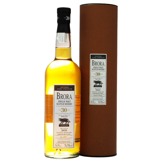 Brora 30 Years - 9th Special Release (Bot. 2010) - The Whisky Shop Singapore