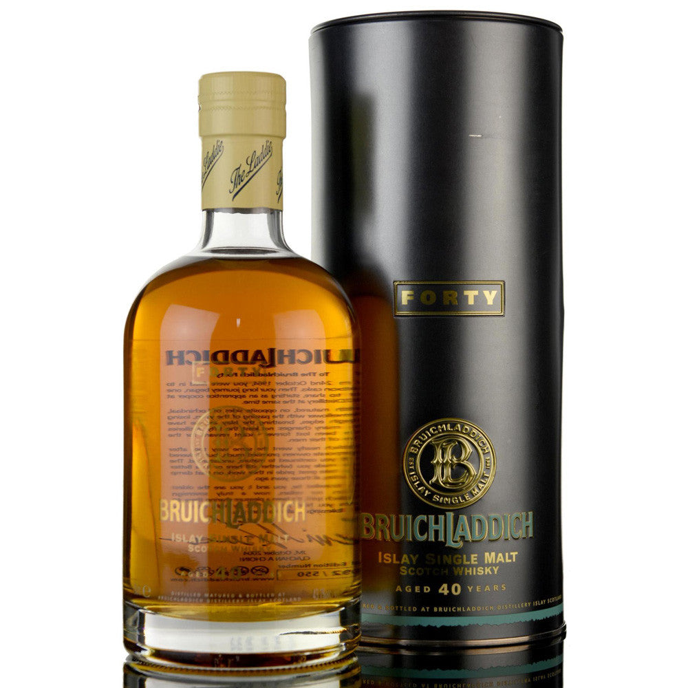 Bruichladdich 1964 40 Years - The Whisky Shop Singapore