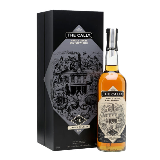 Caledonian 'The Cally' 1974 40 Year Old Special Releases