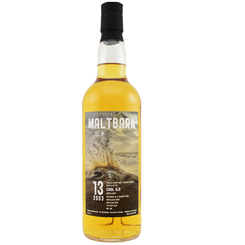 Caol Ila 13 years old 2003 maltbarn - The Whisky Shop Singapore