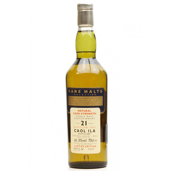 Caol Ila 1975 21 Years - Rare Malts Selections - The Whisky Shop Singapore