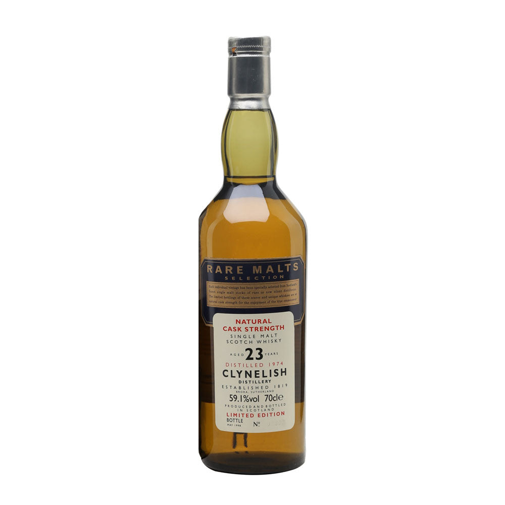 Clynelish 1974 23 Years Rare Malts Selections - The Whisky Shop Singapore