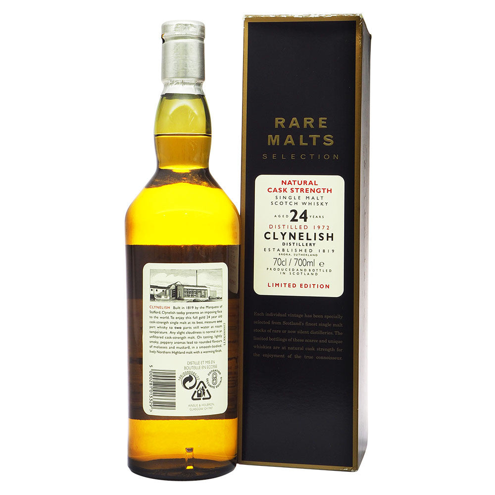 Clynelish 1972 24 Years - Rare Malts Selections #4866 - The Whisky Shop Singapore