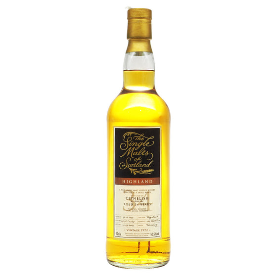 Clynelish 1972 34 Years Speciality Drinks Ltd - The Single Matls of Scotland - The Whisky Shop Singapore