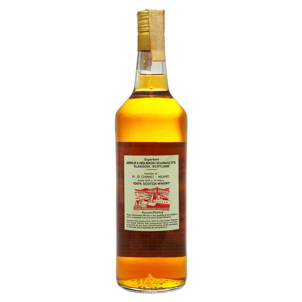 Clynelish 5 Years - Di Chiano - Ainslie & Heilbron (Bot. 1970s) - The Whisky Shop Singapore