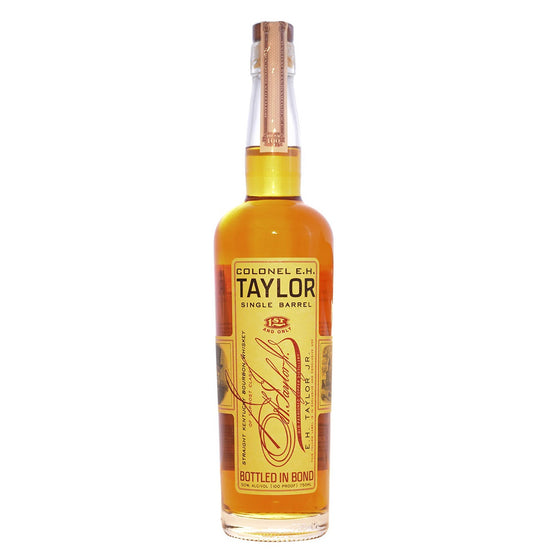 Colonel Edmund Haynes(EH) Taylor Single Barrel Bourbon Whisky 75cl