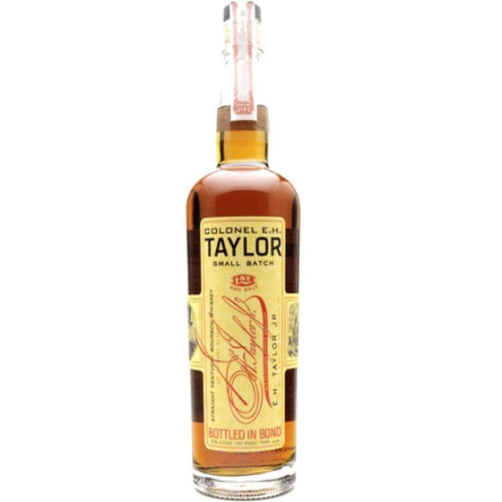 Colonel Edmund Haynes(EH) Taylor Small Batch Bourbon Whisky 75cl