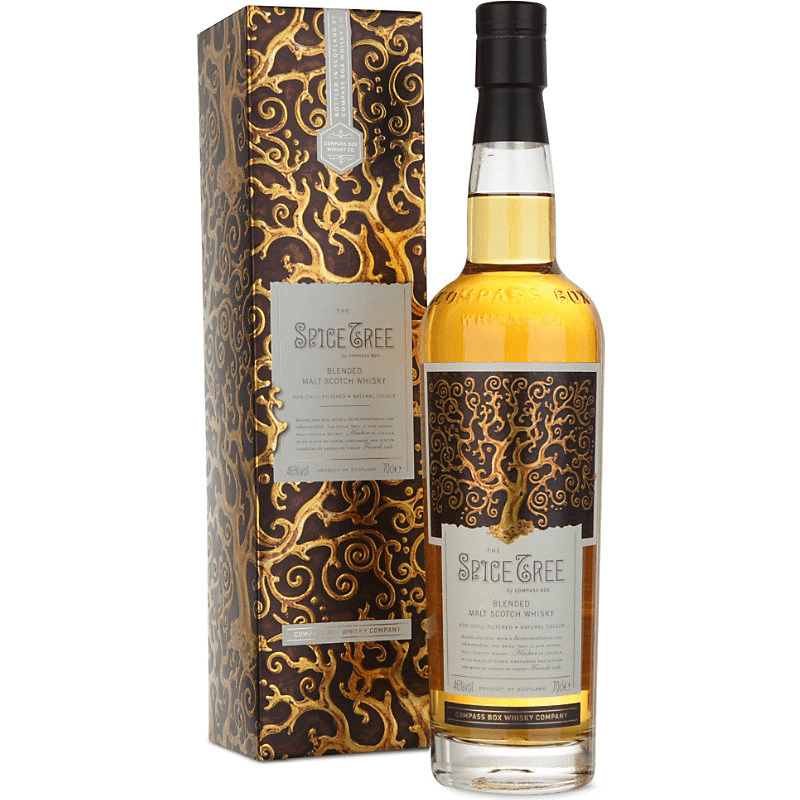 Compass Box Spice Tree 700ml with box - The Whisky Shop Singapore